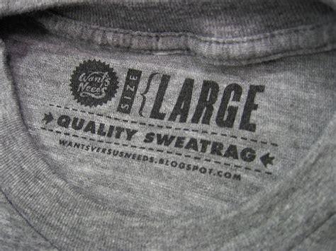 design label shirt 17 best images about size tag design on pinterest wolves