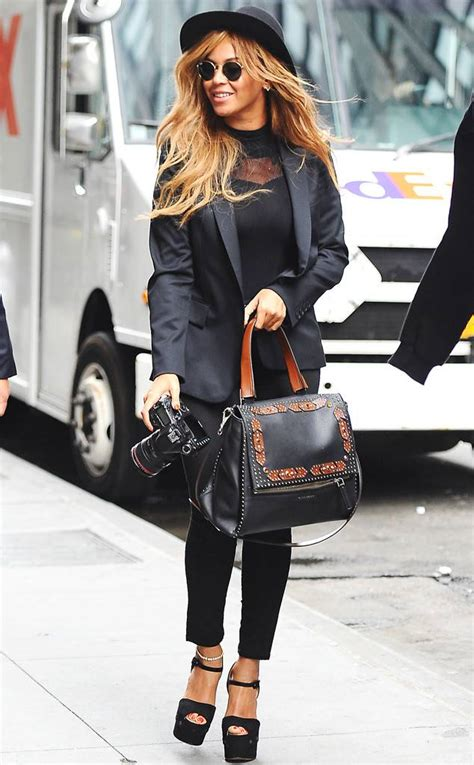 Beyonces Style by So Sharp So Chic From Beyonc 233 S Style E News