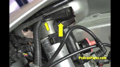porsche  fuel filler ventbleeder valve replacement diy