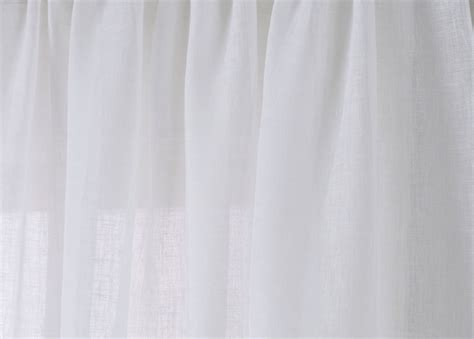 sheer curtain fabric by the yard white linen sheer fabric by the yard