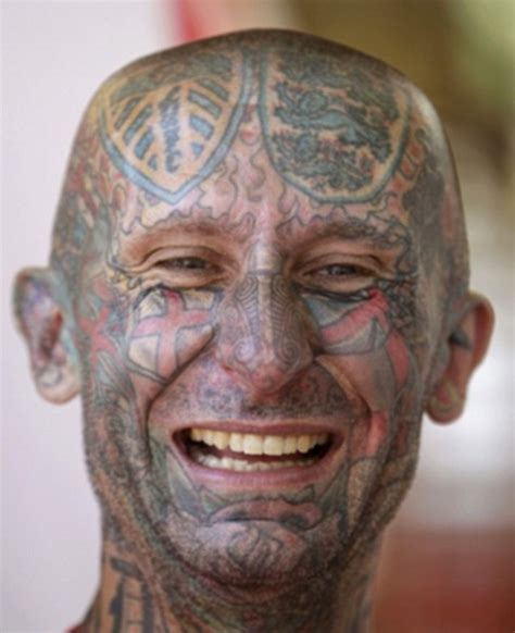 thundercity tattoo leeds worst tattoos chosen by football fans and players daily