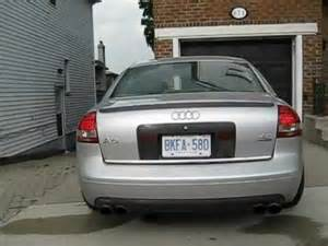 c5 audi a6 4 2 with 20 inch wheels and led lights