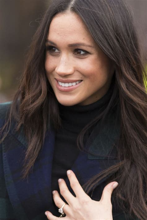 meghan markle meghan markle and prince harry visit edinburgh