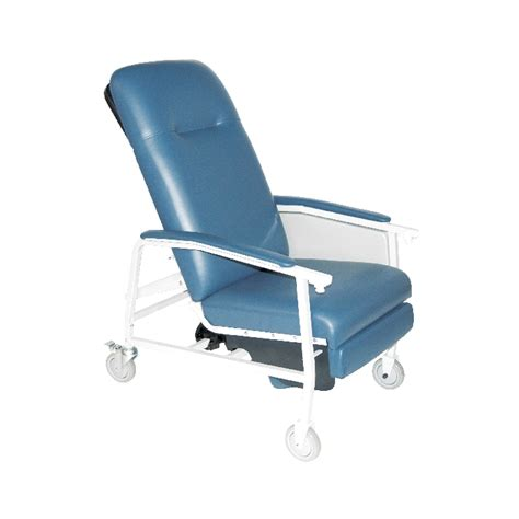 Drive Recliner Chairs by Drive 3 Position Heavy Duty Bariatric Blue Ridge