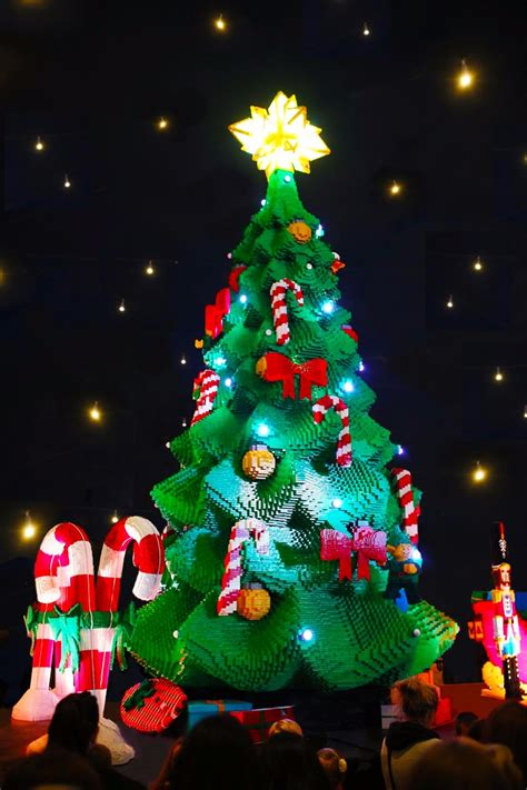 lego christmas tree is coming to auckland ourauckland