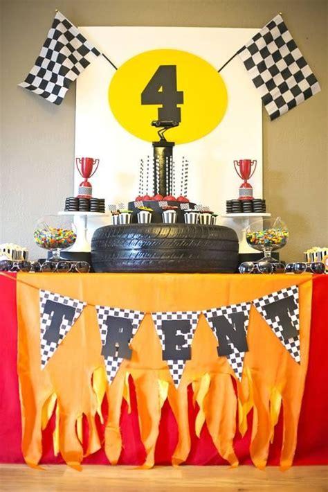 cing themed table decorations best 20 car themed ideas on car