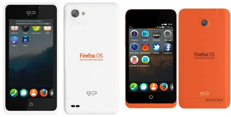 best firefox phone mozilla unveils keon and peak mozilla os phones for