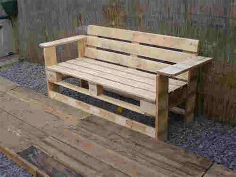 canapé en palette plan tuto chaise longue palette plans 224 t 233 l 233 charger