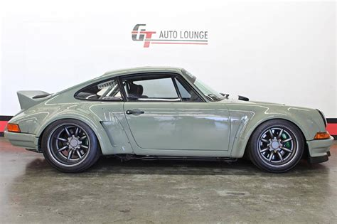 rwb porsche grey just listed 1990 porsche 911 rwb pandora one