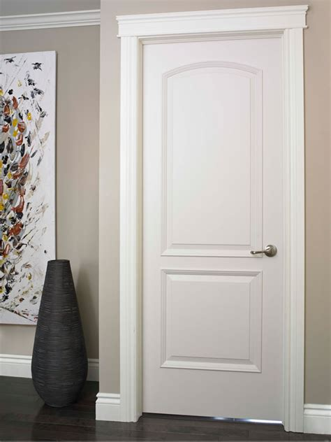 The Door Interiors by Continental Smooth Finish Moulded Interior Door Doors