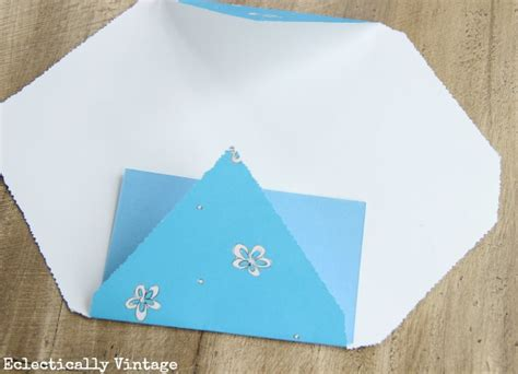 Make An Envelope From Paper - make diy envelopes from any paper