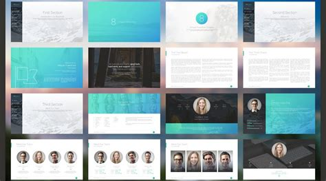 design inspiration powerpoint template 60 beautiful premium powerpoint presentation templates