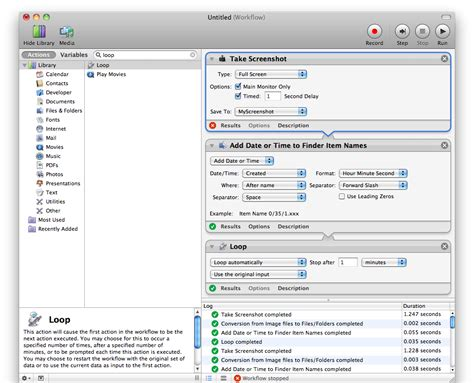 cool automator workflows automator workflow 28 images automator adjust mac os x