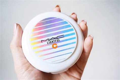 Mac Lightful Compact Powder review phẠn næ á c mac lightful c finish compact â che