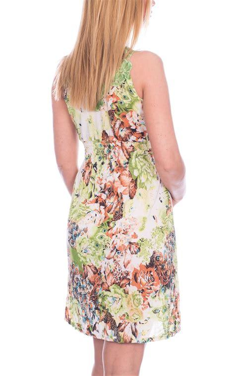 Sleeveless Lace Sundress sleeveless lace back floral mini dress sundress
