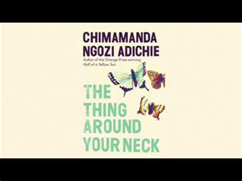0007306210 the thing around your neck the thing around your neck co uk chimamanda ngozi