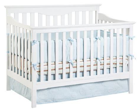 Delta Crib Parts by Delta Children Harlow 4 In 1 Crib White