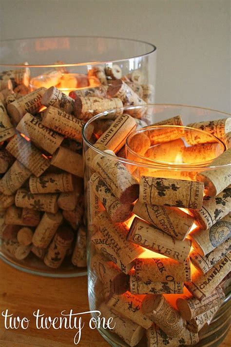 wine decorations for the home 5 ways of turning wine corks into unique christmas decorations