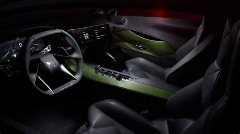 interior concept ds e tense concept interior car body design