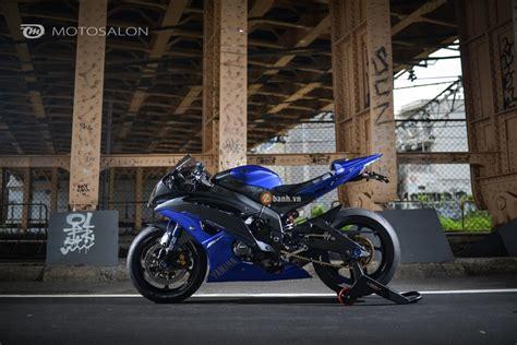 Len Yamaha R6 Yamaha R6 độ ấn Tượng Trong Bộ ảnh đẹp Lung Linh Của Người
