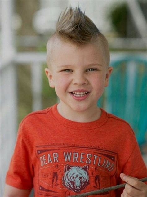Mohawk Hairstyles For Boys by 20 Awesome And Edgy Mohawks For