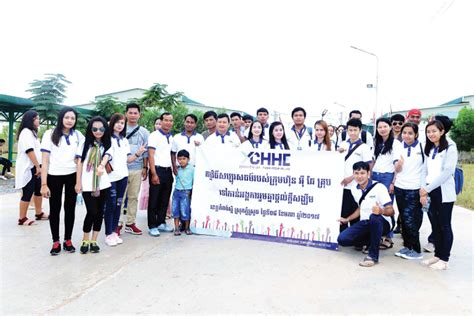 chhe construction building materials phnom penh cambodia annual charity event