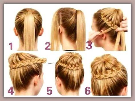 peinados pelo corto mujer paso a paso peinados paso por paso para fiestas en pelo corto