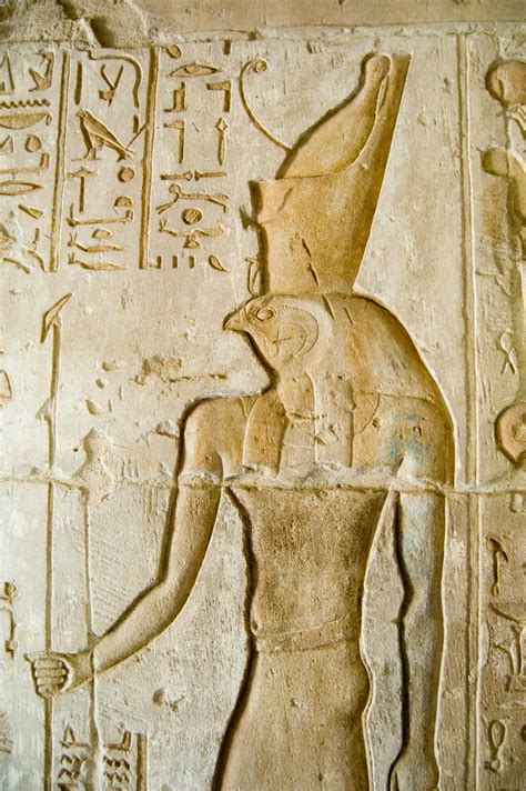 Horus In the truly interesting history of the god horus