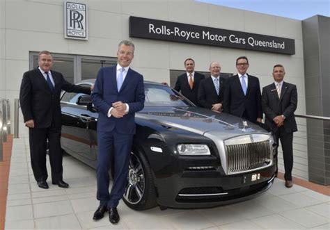 roll royce australia rolls royce motor cars chooses queensland gold coast