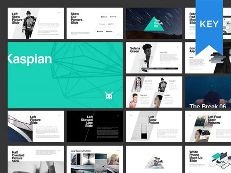 presentation and layout of web newspaper 25 modern premium keynote templates design shack