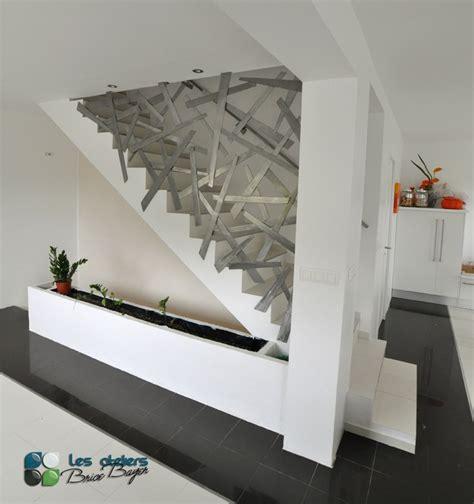 Res Escalier Intérieur by Plan De Maison Exotique