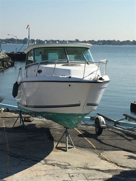 used striper boats for sale in michigan seaswirl striper 2600 sport cabin seaswirl striper boats