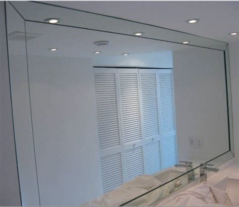 large glass mirror bathroom bathroom glass mirrors in ireland all purpose glazing