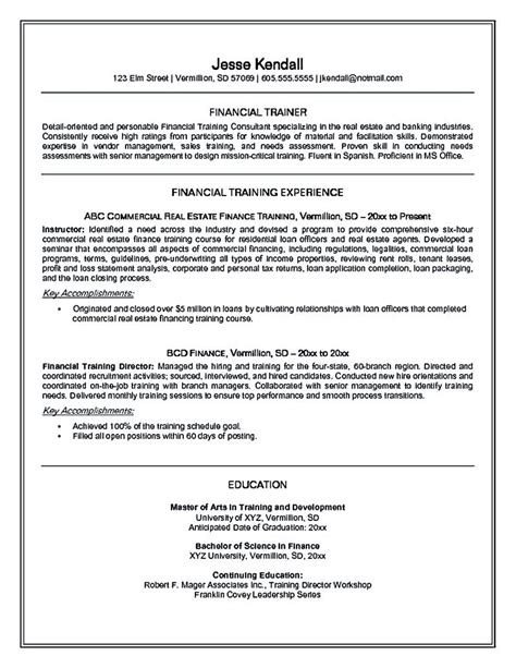beginner personal trainer resume sample accurate capture captivating