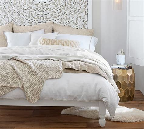linen bedding sale pottery barn white sale save 20 bedding and bath must haves
