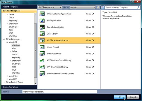 tutorial visual studio 2010 web application visual studio 2010 asp net web site template missing