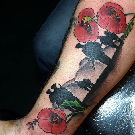 soldier sign tattoo 105 powerful tattoos designs meanings be