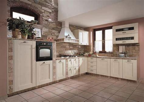 cucine piastrellate cucina in muratura