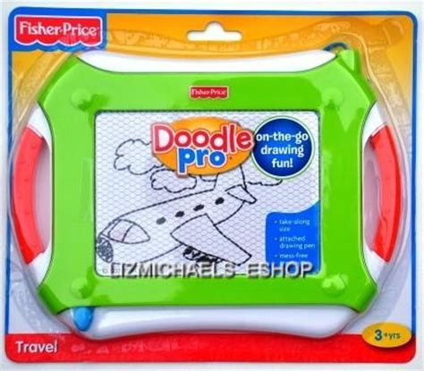 doodle pro glow drawing board wow fisher price doodle pro take along on the go drawing