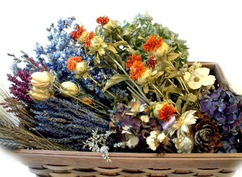 From The Garden Dried Flowers The Everlasting Garden Easy Tips For Drying Flowers Etsy Journal