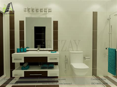 washroom interior design aenzay interiors architecture