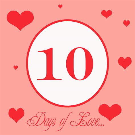 10 Valentines To About by Juneberry Countdown To S Day 10