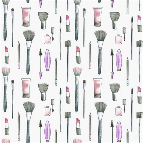 makeup pattern wallpaper 59 best images about ilustra 231 245 es de maquiagem on pinterest