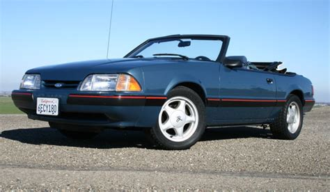 1987 ford mustang parts customer ride 1987 ford mustang lx 2 3l dearborn pit