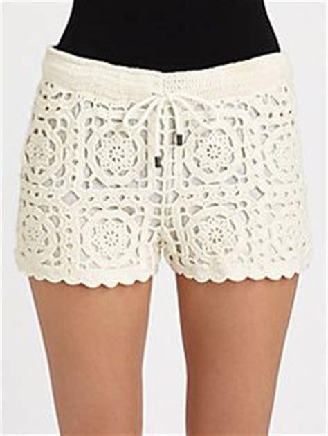 imagenes de short tejido a ganchillo imagenes de short tejidos a crochet buscar con google