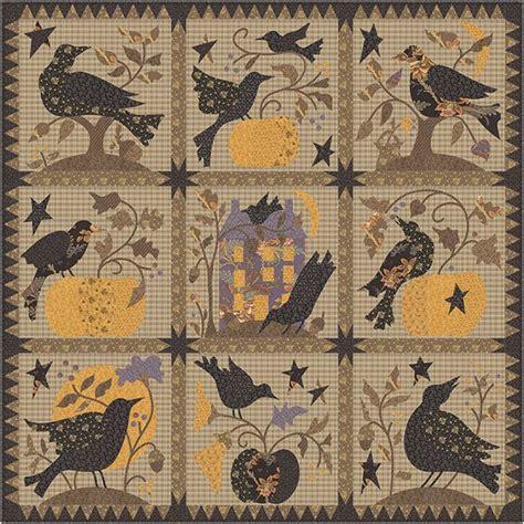 Blackbird Quilt Designs by Blackbird Designs The Block Of The Month