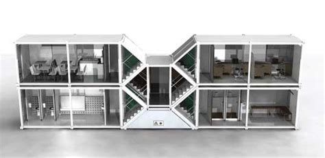 container home design uk prefab friday linx shipping container shelter inhabitat