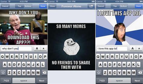 Hacer Memes - crear memes desde el celular con estas apps gratuitas