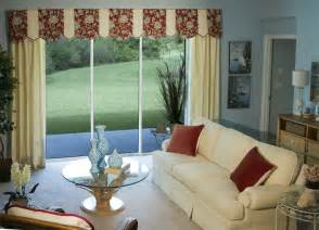 Sliding Glass Door Valances Modern Drapes And Valances How To Dress Sliding Glass Doors