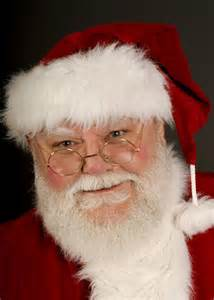 christmas round santa claus glasses ba106 struts party